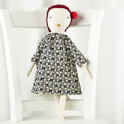 Jess Brown Pixie Doll Sara