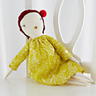 Jess Brown Pixie Doll Tonya