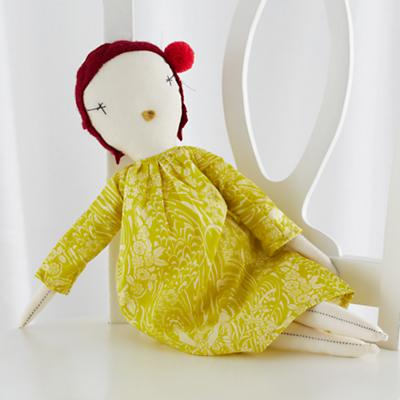 Jess Brown Pixie Doll Tonya