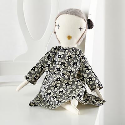 Jess Brown Pixie Doll Uma