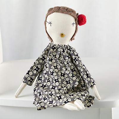Jess Brown Pixie Doll Aina