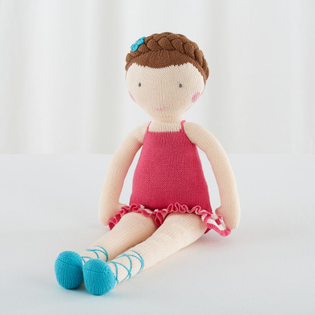 "The 24"" Knit Crowd Doll (Kelly)"