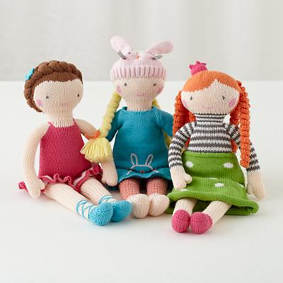The Knit Crowd Dolls