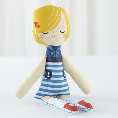 Suzy Q Hello Doll