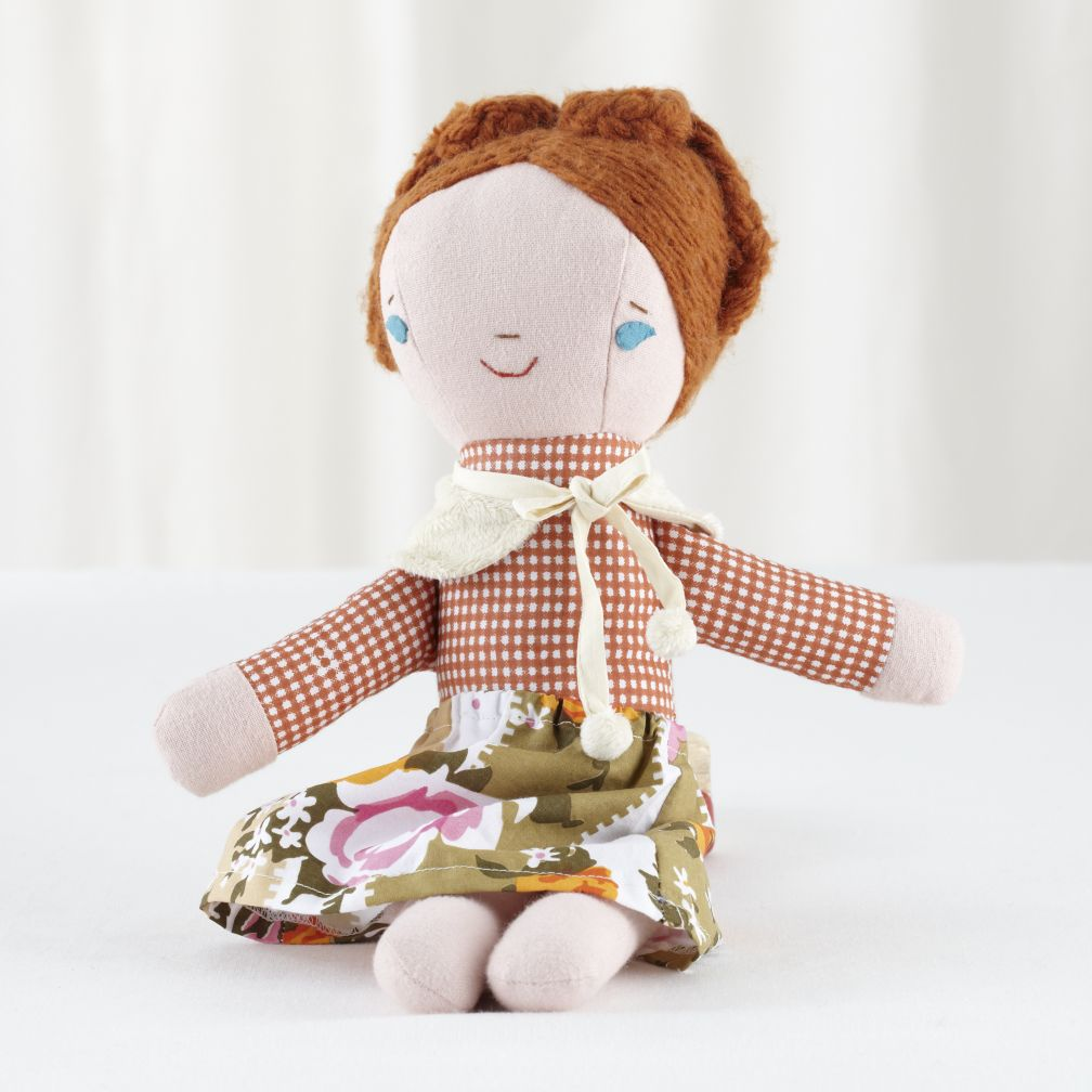 Wee Wonderfuls ™ Fern Doll