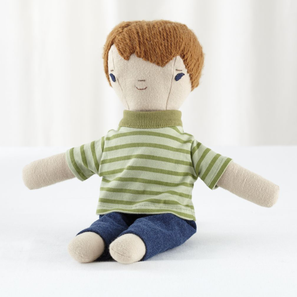 Wee Wonderfuls Doll™ (Skip)