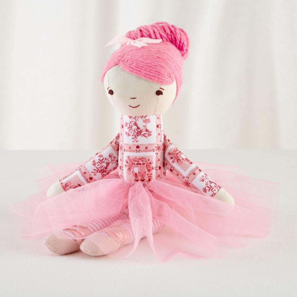 Wee Wonderfuls Doll (Agnes)