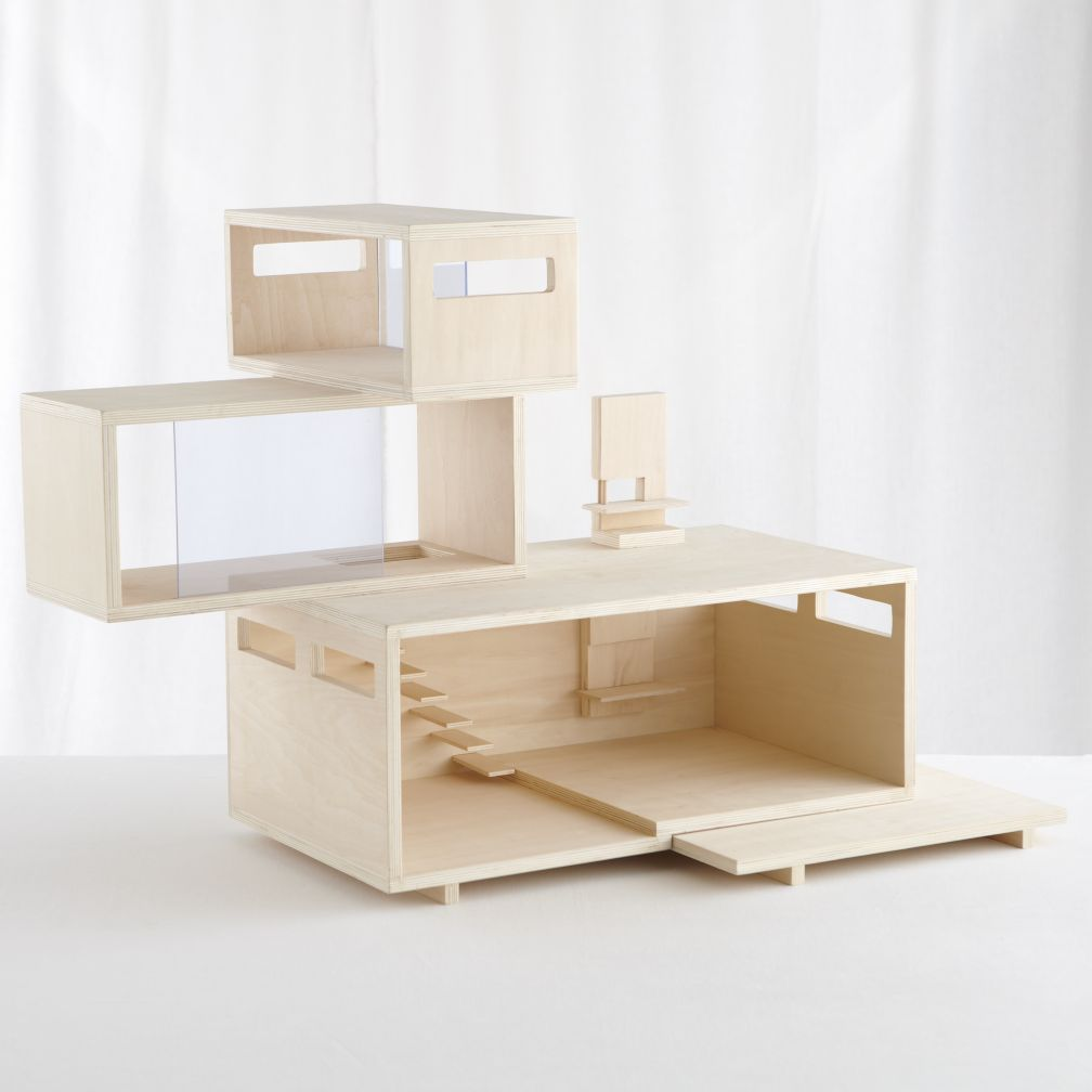 Modern Dollhouse