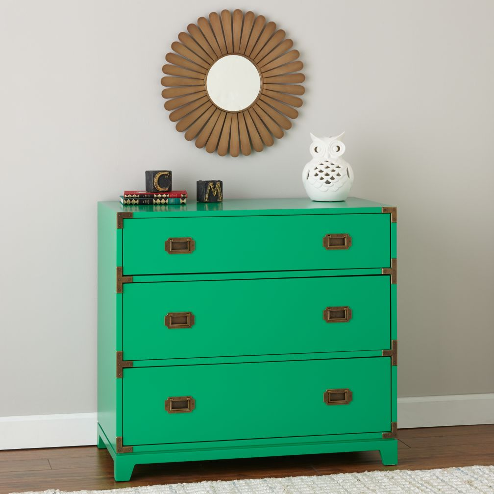 Campaign Dresser (Kelly Green)