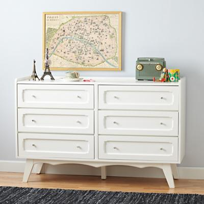 Monarch 6-Drawer Dresser