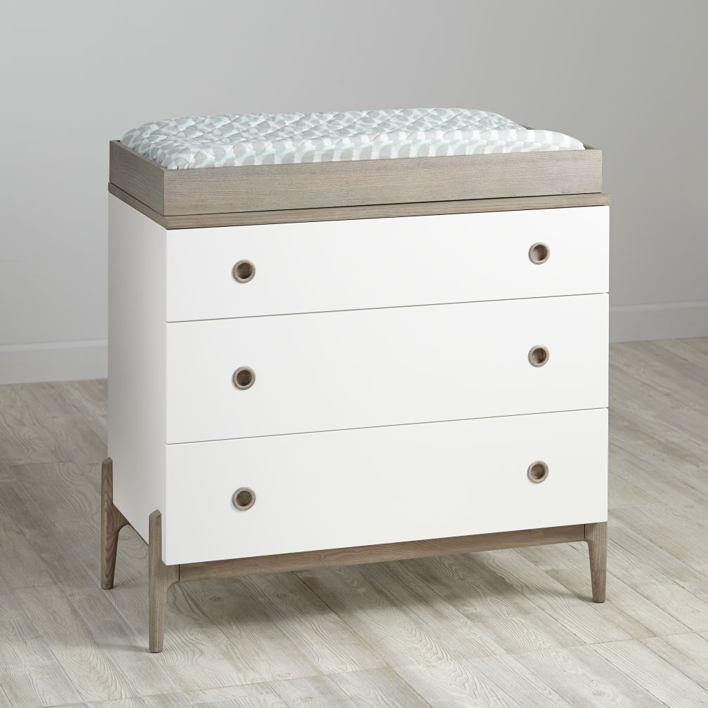 Wrightwood 3-Drawer Changing Table