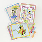 Fairies Lacing Cards (Set of 5)
