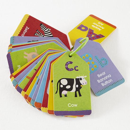 Kids' Educational Toys: Kids Animal Ring Flash Cards in Games ...
