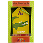 Animal Ring Flash Cards