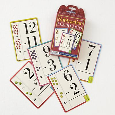 Educational_Flash_Cards_Subtraction