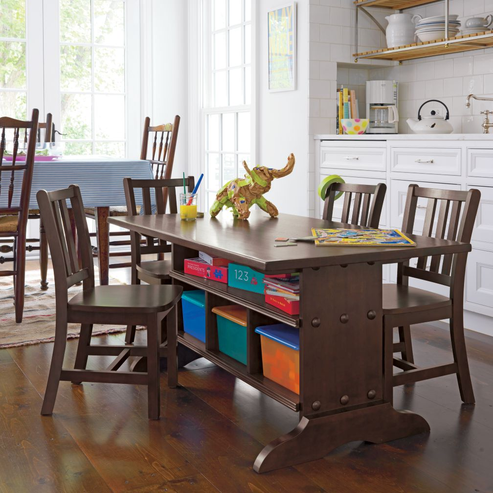 Elementary Table (Espresso)