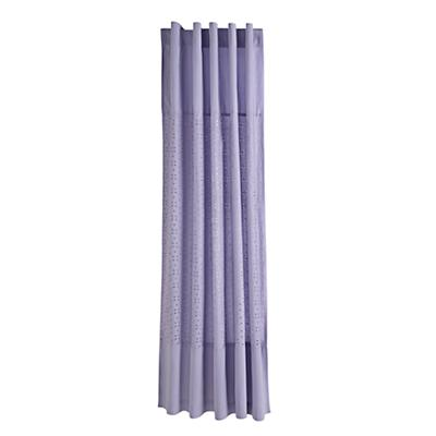 "63"" Eyelet Curtain Panel (Lavender)"