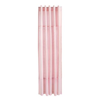 "63"" Eyelet Curtain Panel (Lt. Pink)"
