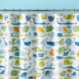 Plenty of Fish in the Sea Shower Curtain