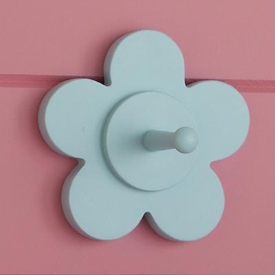 Flower Hang Up (Lt. Blue)