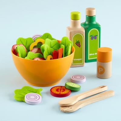 Leafy Keen Salad Set