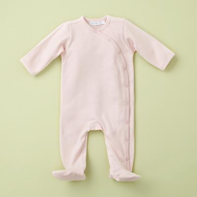 3-6 mos. Footloose Footie (Pink)