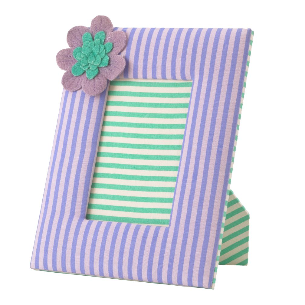 Fantabulous Fabric Frame (Purple)
