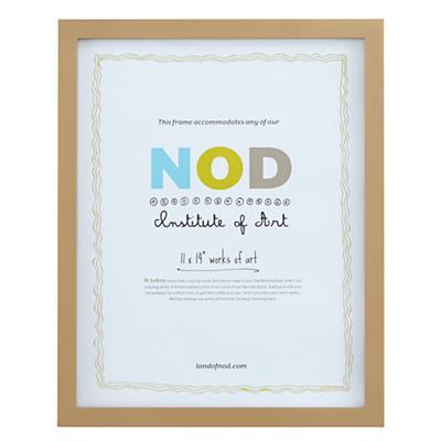 """11 x 14"""" Nod Institute of Art Frame (Gold)"""
