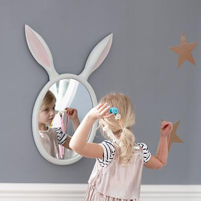 French_Baloon_Good_Hare_Day_Mirror