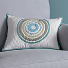 Full Circle Throw Pillow Cover Only