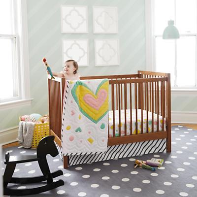 Andersen Crib (American Walnut)