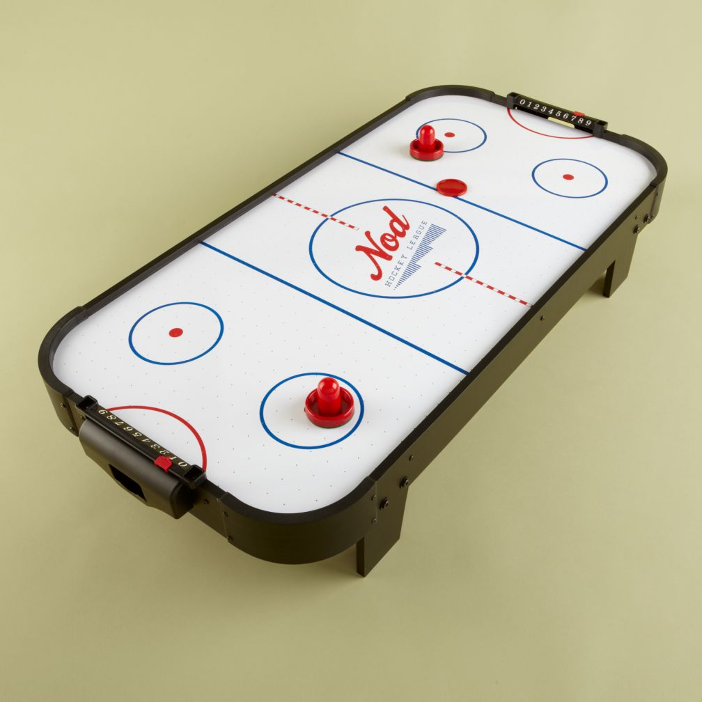 A League of Its Own Air Hockey Table