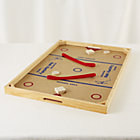 Wooden Nok Hockey Game