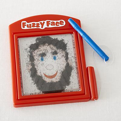 Magnetic Fuzzy Face