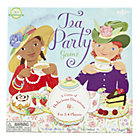 Tea Party GamePieces: 2.3 x 8.25""