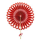 Red Small Paper Fan