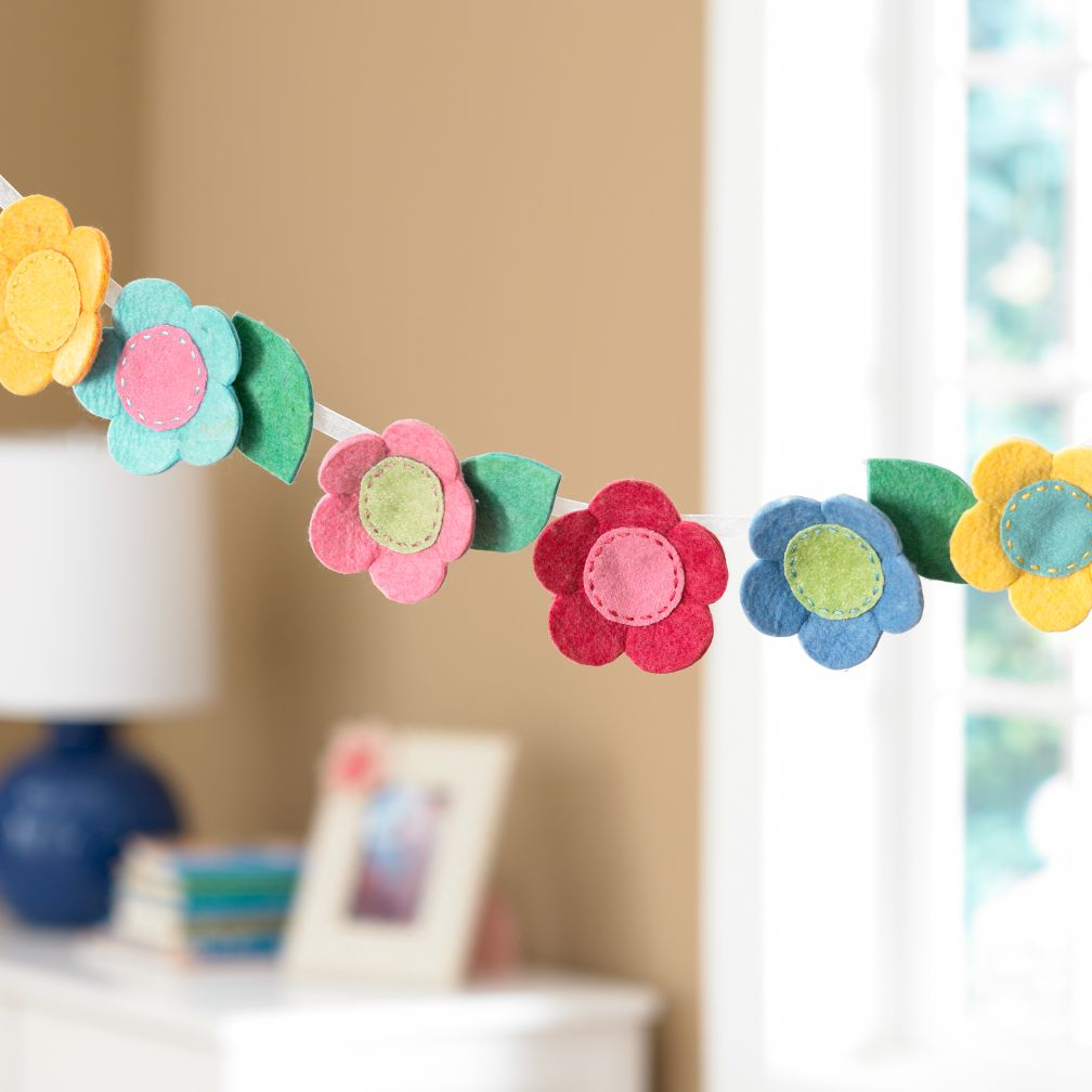 Not Your Garden Variety Garland
