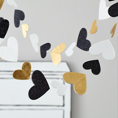 Heartstring Garland