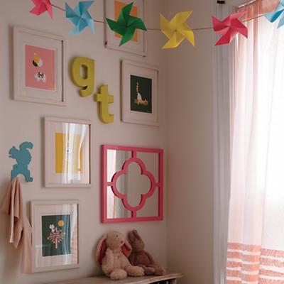 Crafty Kraft Paper Letters