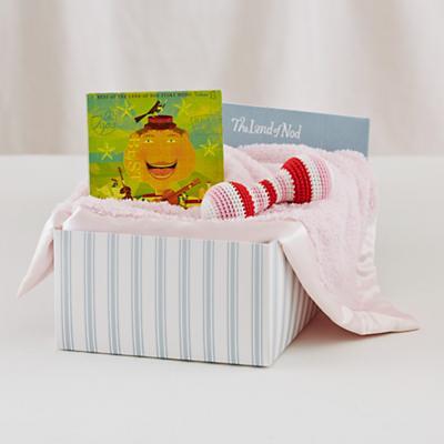 Big Nod Baby Gift Set (Pink)