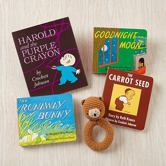 baby book gift set
