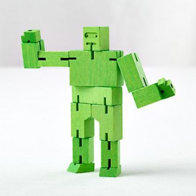 Cubebot (Green)
