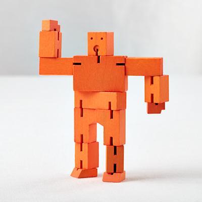 Cubebot (Orange)