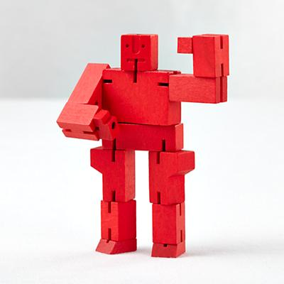 Cubebot (Red)