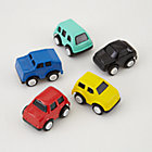 Pullback Mini Car Assorted ColorsSold Individually