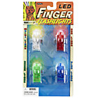 Finger Flashlights Set of 4