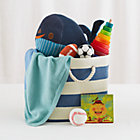 Blue Biggest Baby Gift Set A Savings of $20.90
