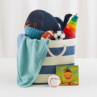 Biggest Nod Baby Gift Set (Blue)