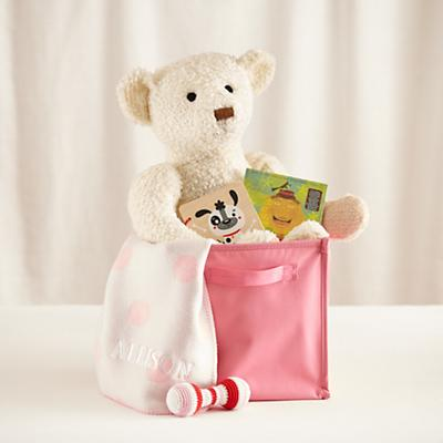 Bigger Nod Baby Gift Set (Pink)