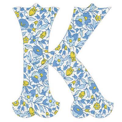 K Fancy Font Wallpaper Letter